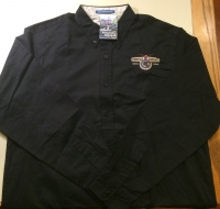 Men's POMARC Dress Shirt in Black