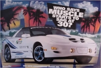 30th Anniversary Trans Am Poster