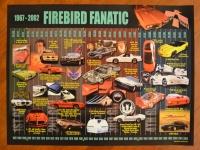 Firebird Fanatic Poster 1967-2002